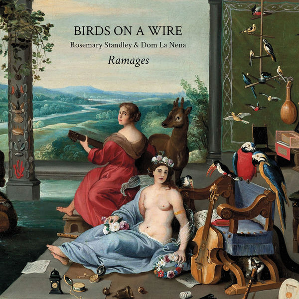 Birds on a Wire - Ramages