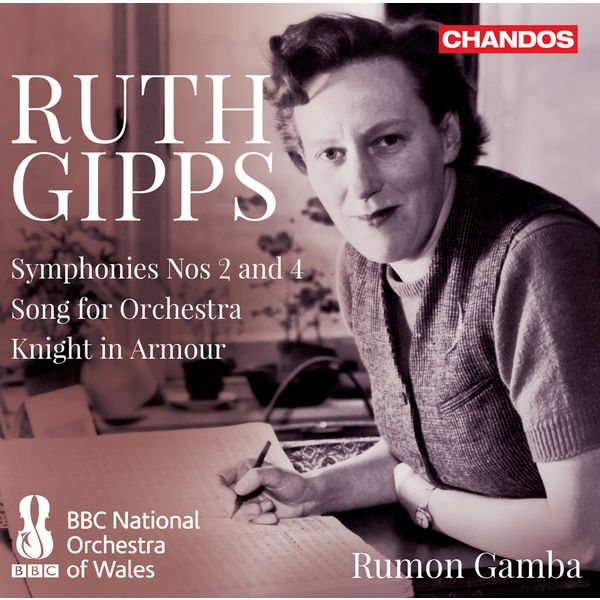 Rumon Gamba - Gipps : Symphonies 2 & 4, Knight in Armour...