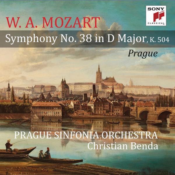 "Prague Sinfonia Orchestra - Mozart: Symphony No. 38 in D Major, K. 504 ""Prague"""