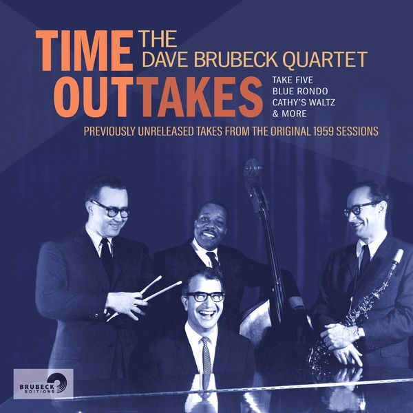 The Dave Brubeck Quartet - Time Outtakes