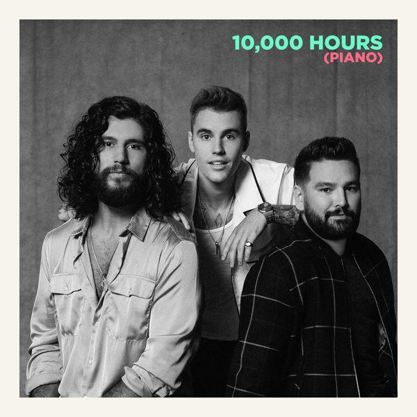 Dan + Shay - 10,000 Hours (Piano)