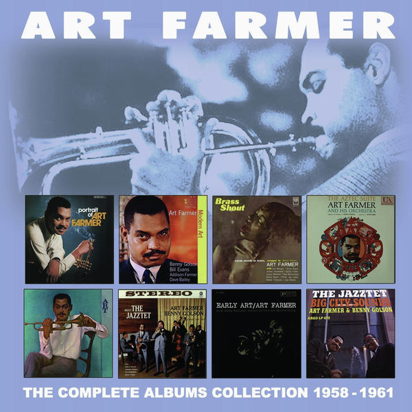 Art Farmer - The Complete Albums Collection: 1958 - 1961