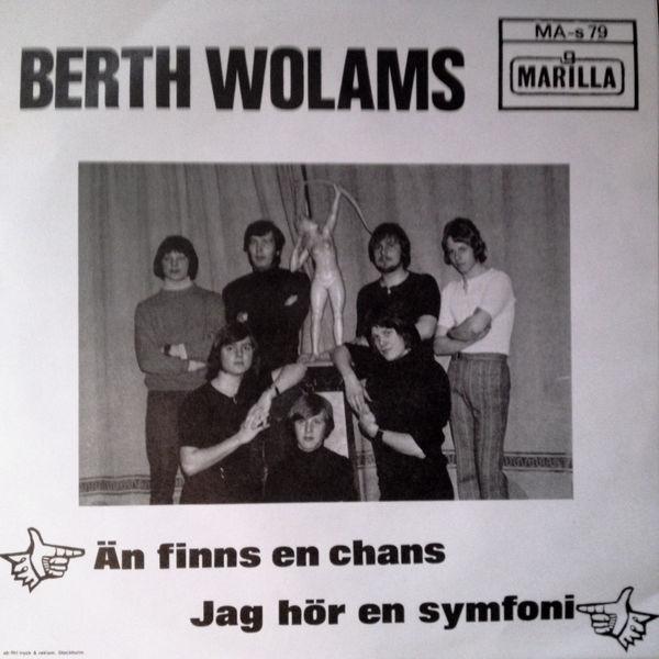 Berth Wolams - Än finns en chans