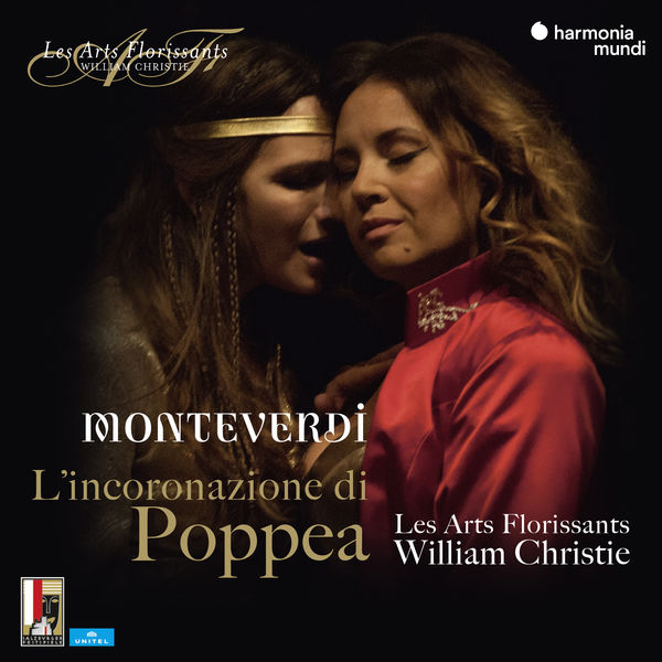 William Christie - Monteverdi : L'incoronazione di Poppea (Live)