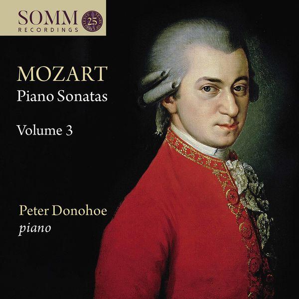 Peter Donohoe - Mozart: Piano Sonatas, Vol. 3