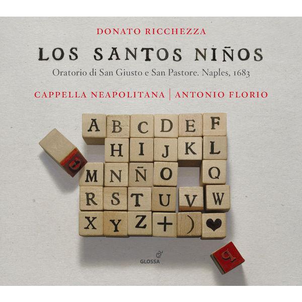 Antonio Florio - Ricchezza : Los Santos Niños