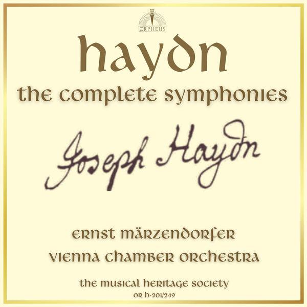 Joseph Haydn Haydn: The Complete Symphonies