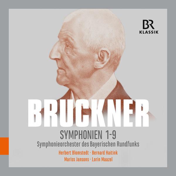 Symphonieorchester Des Bayerischen Rundfunks - Bruckner: Symphonies Nos. 1-9 (Live)