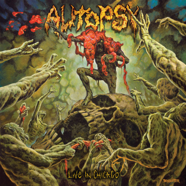 Autopsy - Live In Chicago