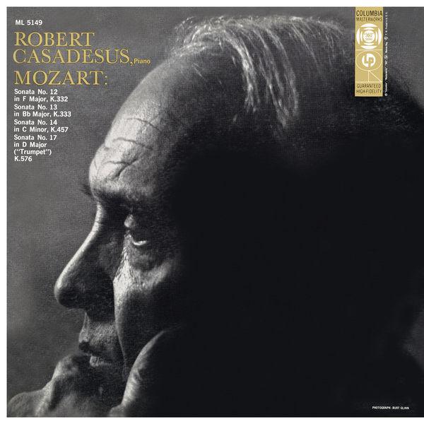 Robert Casadesus - Mozart: Piano Sonatas Nos. 12, 13, 14 & 18