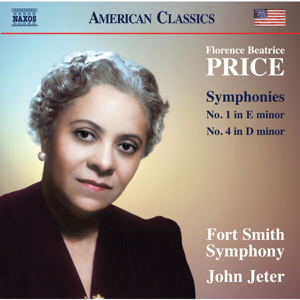 Fort Smith Symphony - Price: Symphonies Nos. 1 & 4