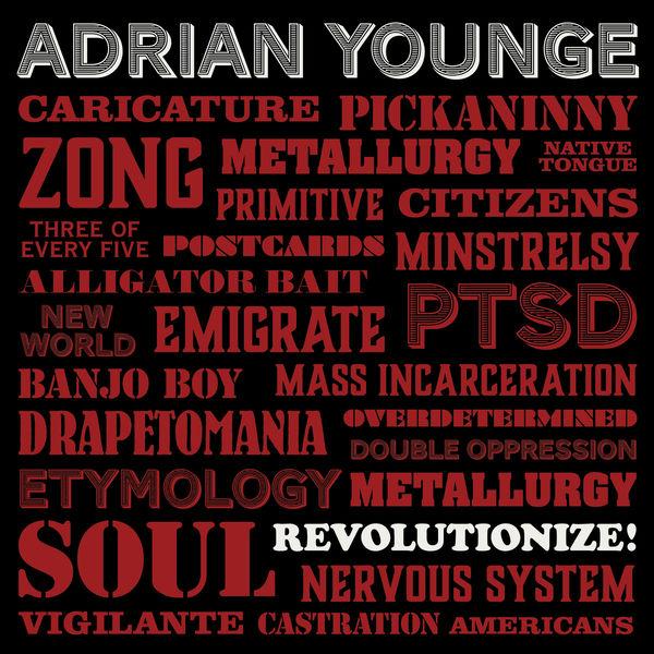 Adrian Younge - Revolutionize