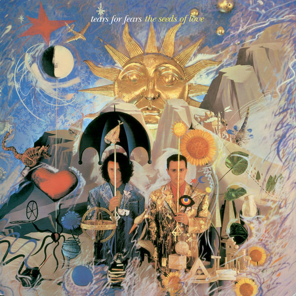 Tears For Fears - The Seeds Of Love (Deluxe)