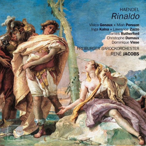 Freiburger Barockorchester - Handel. Rinaldo