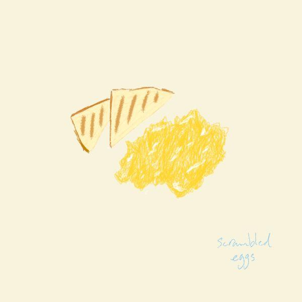 Jean Tonique - scrambled eggs