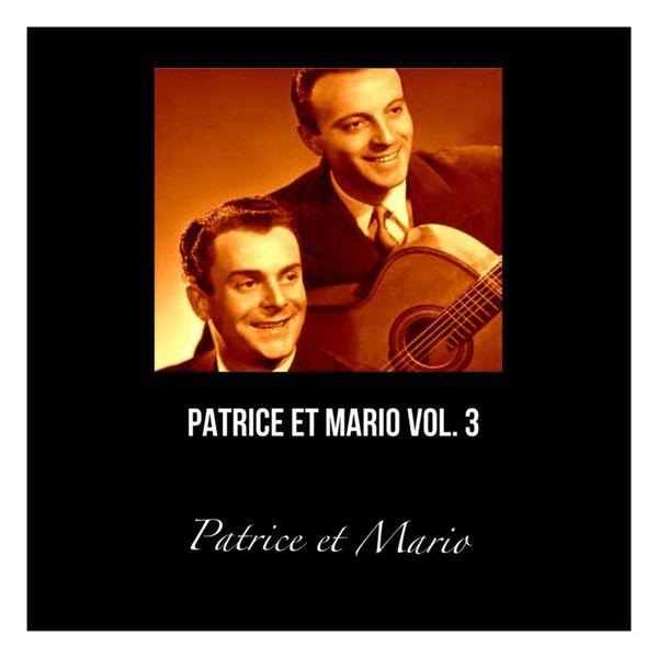 Patrice et Mario - Patrice et mario, vol. 3