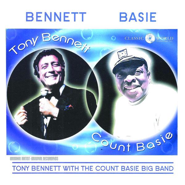 Tony Bennett - Tony Bennett With The Count Basie Big Band