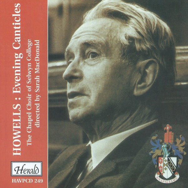 The Chapel Choir of Selwyn College - Howells: Evening Canticles