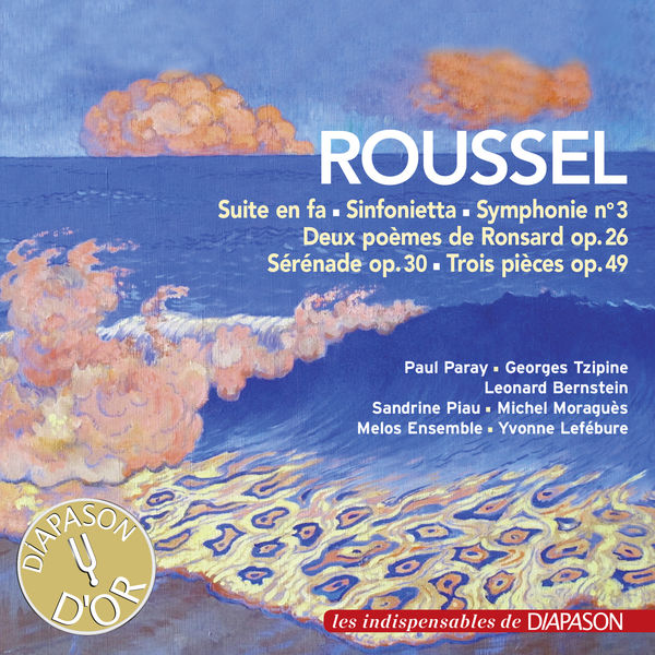 Various Performers - Roussel : Symphonie No. 3, Suite, Sinfonietta
