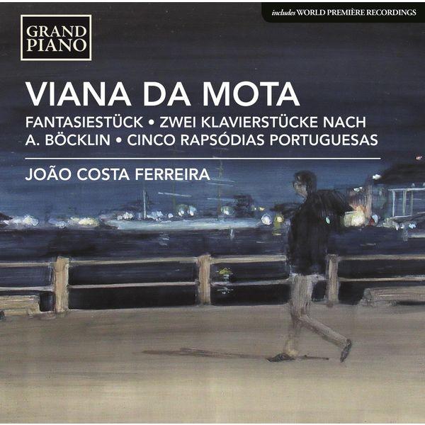 João Costa Ferreira - Motta: Piano Works