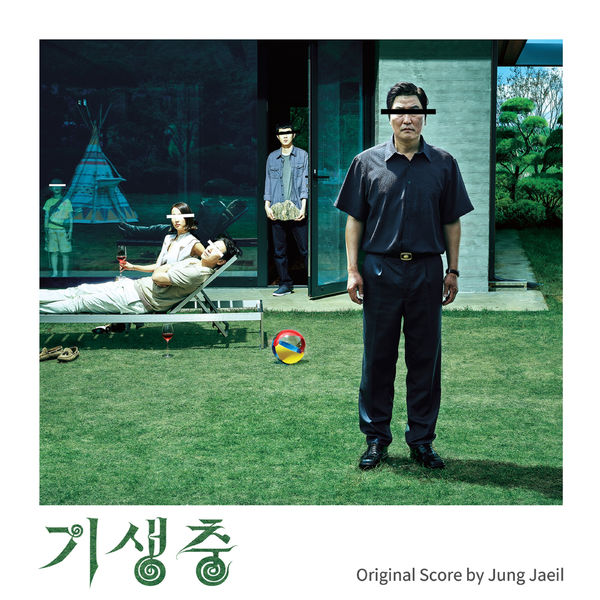 Jung Jaeil - Parasite