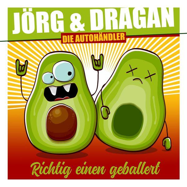 Jörg & Dragan (Die Autohändler) - Richtig einen geballert