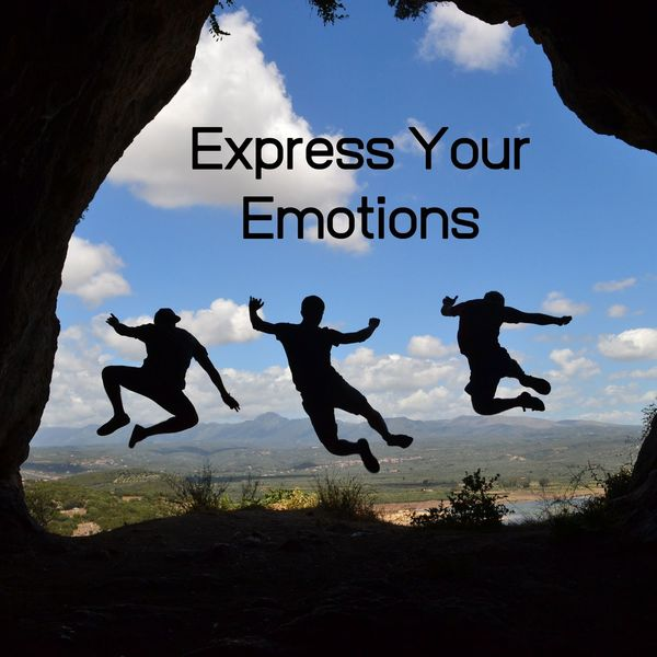 Odyssey for Relax Music Universe - Express Your Emotions: Trust in Yourself, Breathing Awareness