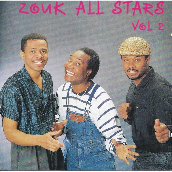 Zouk All Stars - Zouk All Stars, Vol. 2