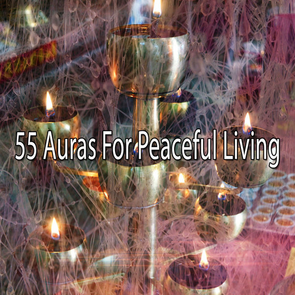 Massage - 55 Auras for Peaceful Living