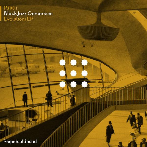 Black Jazz Consortium|Evolutions EP