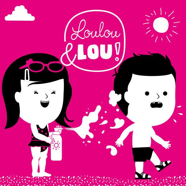Chansons pour enfants Loulou et Lou - Le Vieux MacDonald a une Ferme