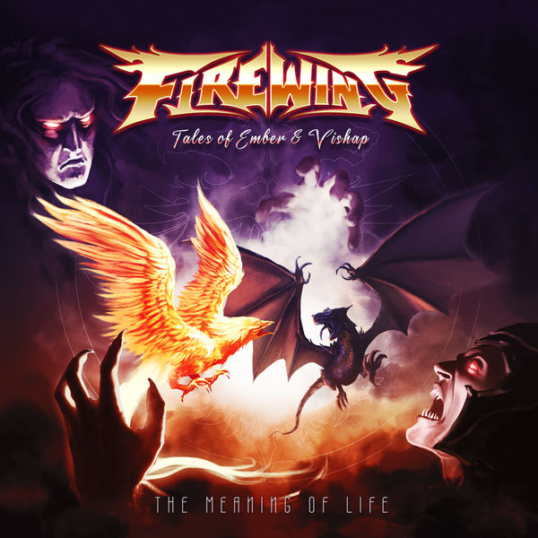 FireWing - Tales of Ember & Vishap: The Meaning of Life