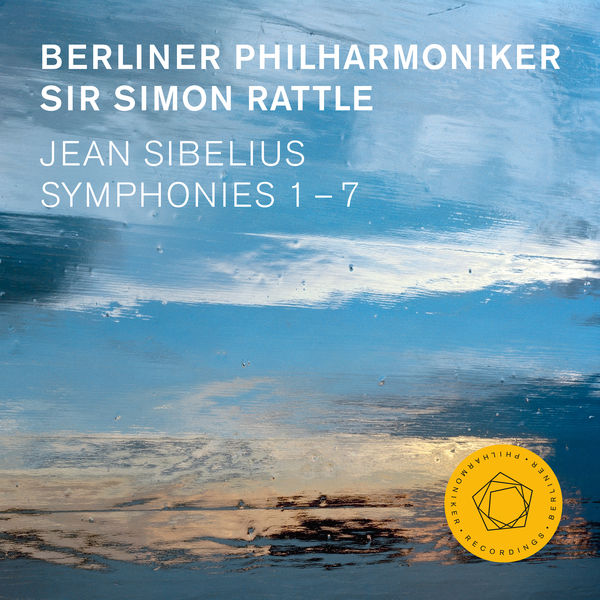 Sir Simon Rattle - Sibelius : Symphonies 1 - 7
