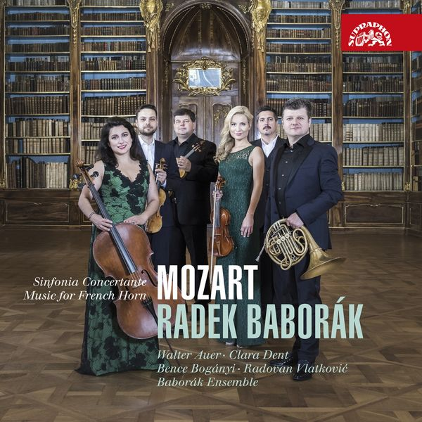Baborák Ensemble, Radek Baborák - Rondo