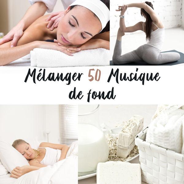 Various Artists - Mélanger 50 Musique de fond