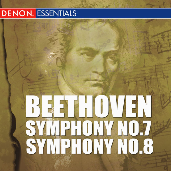 Ludwig van Beethoven - Beethoven - Symphony No. 7 In A Major Op. 92 - Symphony No. 8 In F Major Op.93