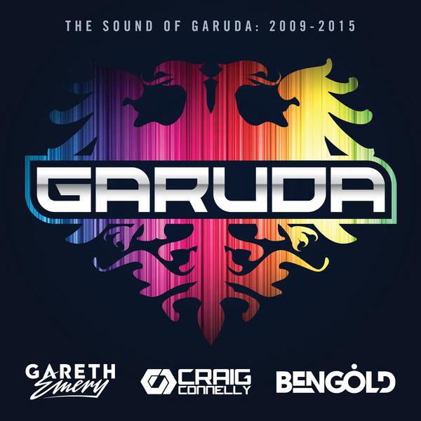 Gareth Emery - The Sound Of Garuda: 2009-2015 (Mixed by Gareth Emery, Craig Connelly & Ben Gold)