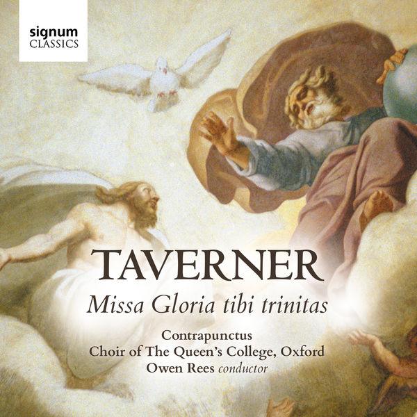 Owen Rees - Taverner : Missa Gloria Tibi Trinitas