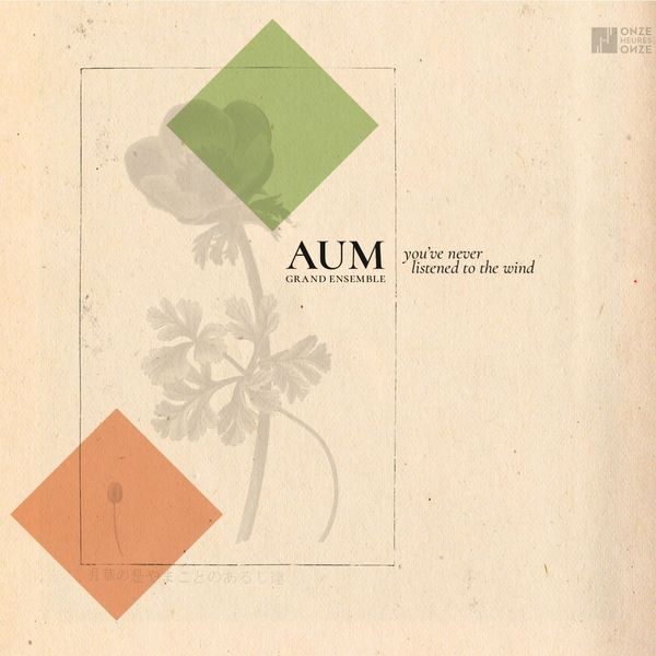 AUM Grand ensemble - You've Never Listened to the Wind