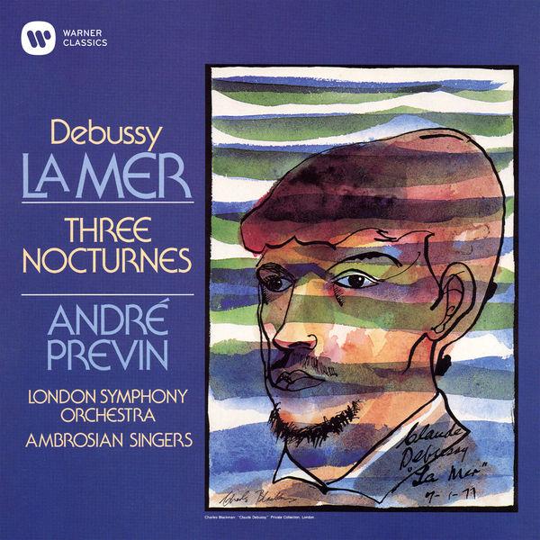 André Previn - Debussy: La Mer & Nocturnes