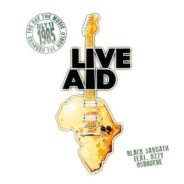 Black Sabbath|Paranoid  (Live at John F. Kennedy Stadium, 13th July 1985)