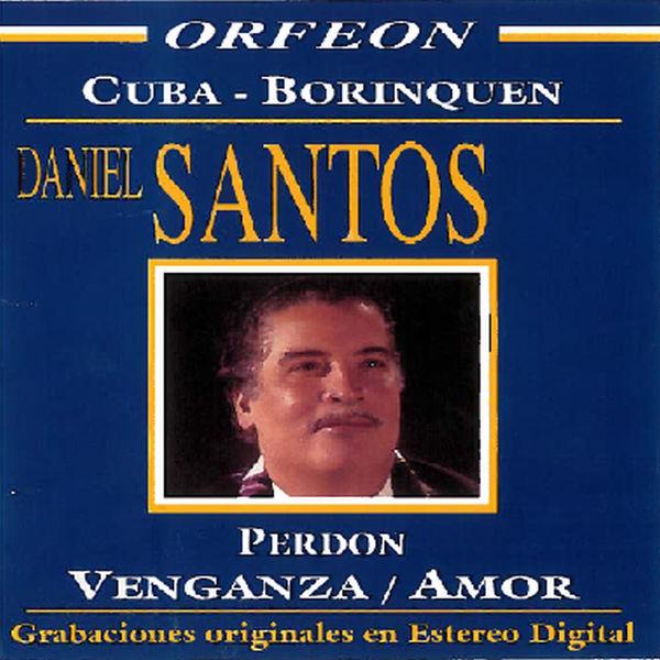 Daniel Santos - Cuba-Borinquen
