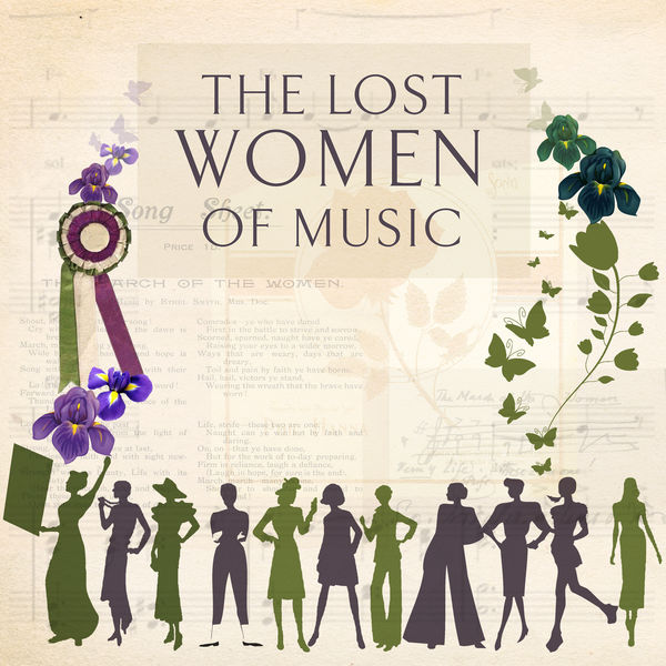 Suffrage Sinfonia - The Lost Women Of Music