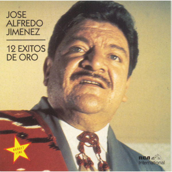 José Alfredo Jiménez - 12 Exitos De Oro