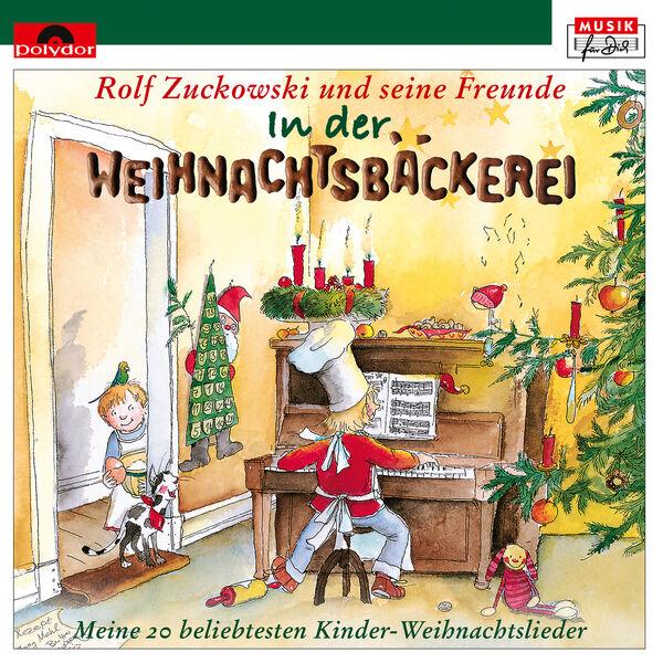 Rolf Zuckowksi - In der Weihnachtsbäckerei