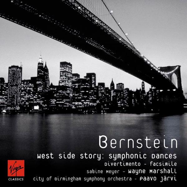 Paavo Järvi/Wayne Marshall - Bernstein West Side Story Dances