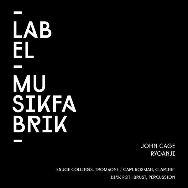 Ensemble musikFabrik - Cage: Ryoanji