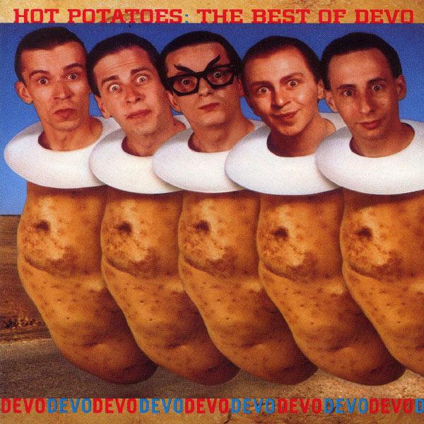 Devo - Hot Potatoes: The Best Of Devo