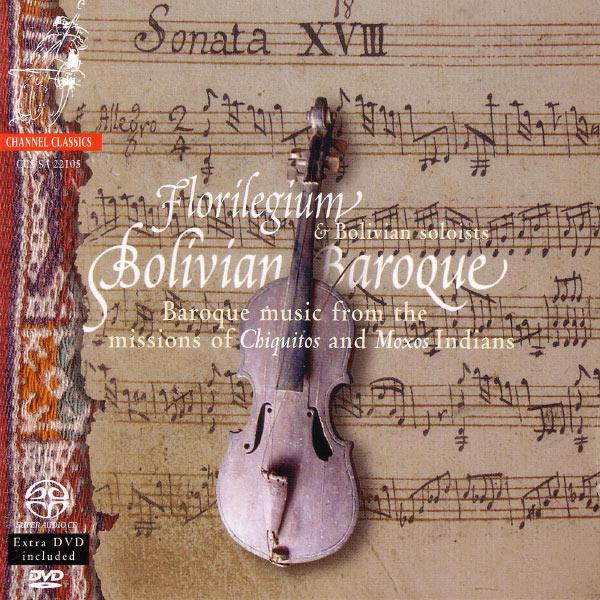 Florilegium - Bolivian Baroque vol. 1