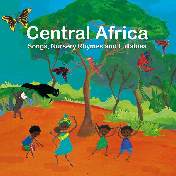 Marlène N'Garo - Central Africa: Songs, Nursery Rhymes and Lullabies